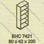Lemari Arsip Tinggi Modera B - Class BHC 7421