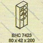 Lemari Arsip Medium Modera B - Class BHC 7423