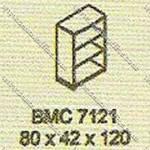 Lemari Arsip Medium Modera B - Class BMC 7121