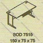 Meja Kantor 1 Biro Modera B - Class BOD 7515