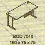 Meja Kantor 1 Biro Modera B - Class BOD 7516