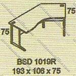 Meja Kantor Executive Modera B - Class BSD 1019R