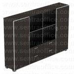 Full High Panel Door Wardrobe Modera EC 2138-P