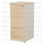 Filling Cabinet 3 Laci Uno Modern Series Type UFL 7263