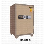 Fire Resistant Digital Safe DS - 802 D