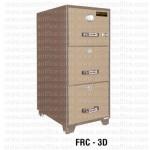 Fire Resistant Filling Cabinet FRC - 3D