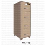 Fire Resistant Filling Cabinet FRC - 4D