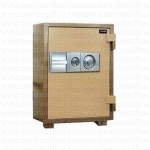 Brankas Fire Proof Document Safe Uchida Type BK-172 Changeable
