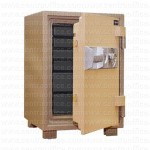 Brankas Fire Proof Home Safe Uchida Type BK-90-6