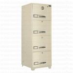 Filling Cabinet Fire Proof Uchida Type B4-4D